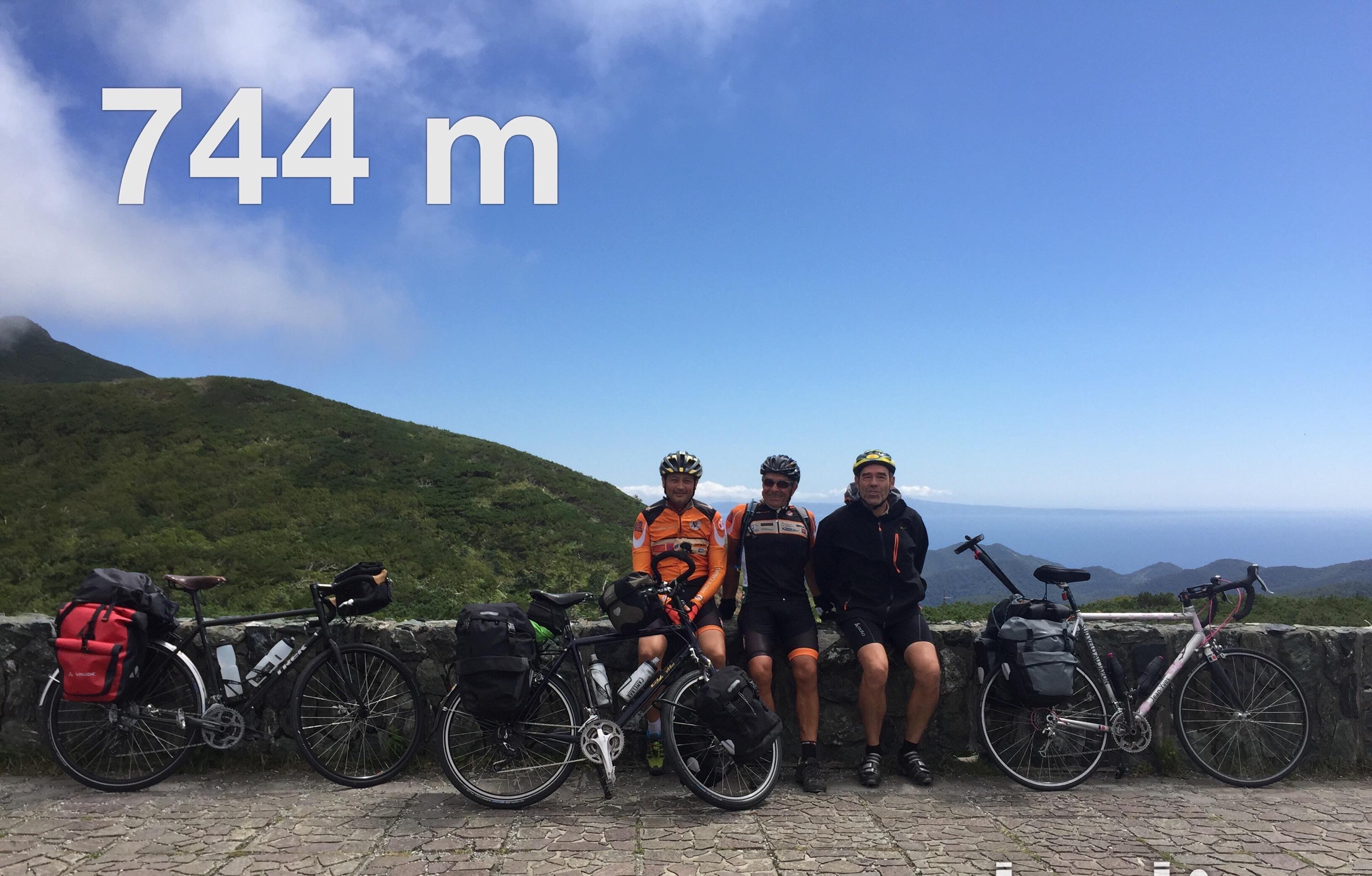Deuxième étape 110km