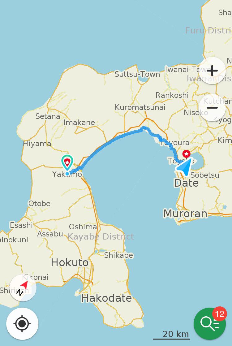 11 ème jour;80 ,110 ou 130 km.