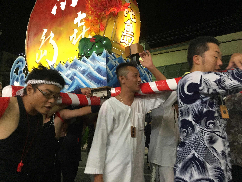 Jour de fête à Iida:les films