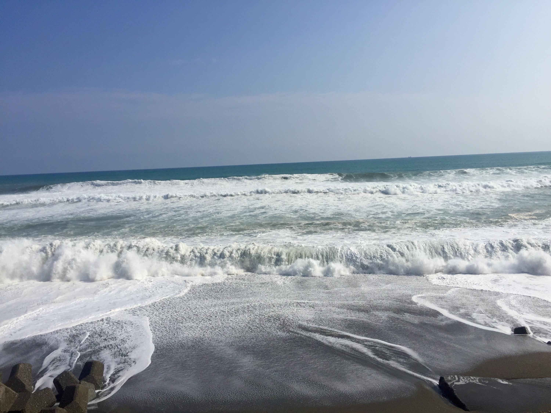27/9/2015:110 km et l'océan pacifique …