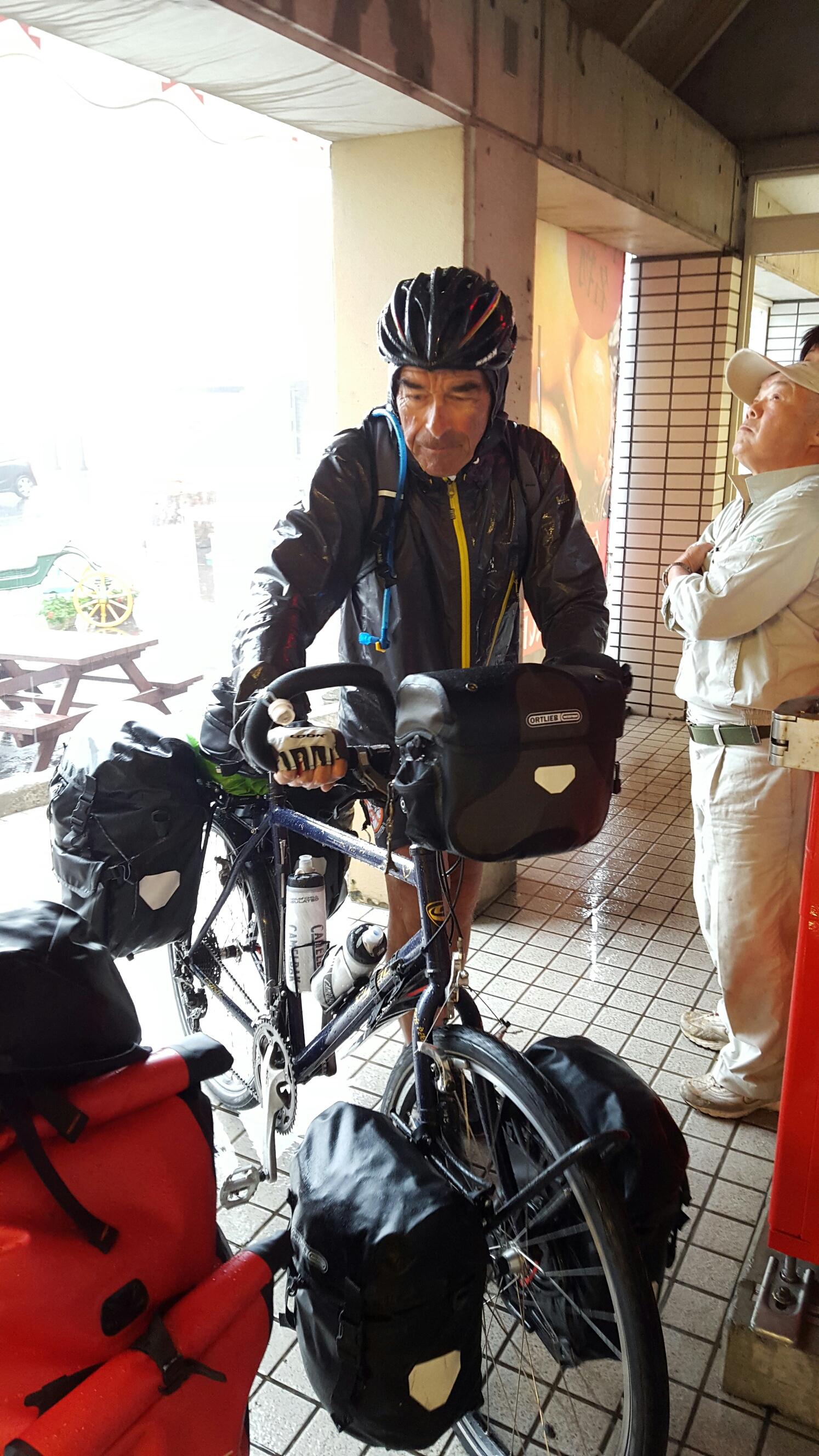 Sapporo – lac toya : une belle journée d'acquabiking