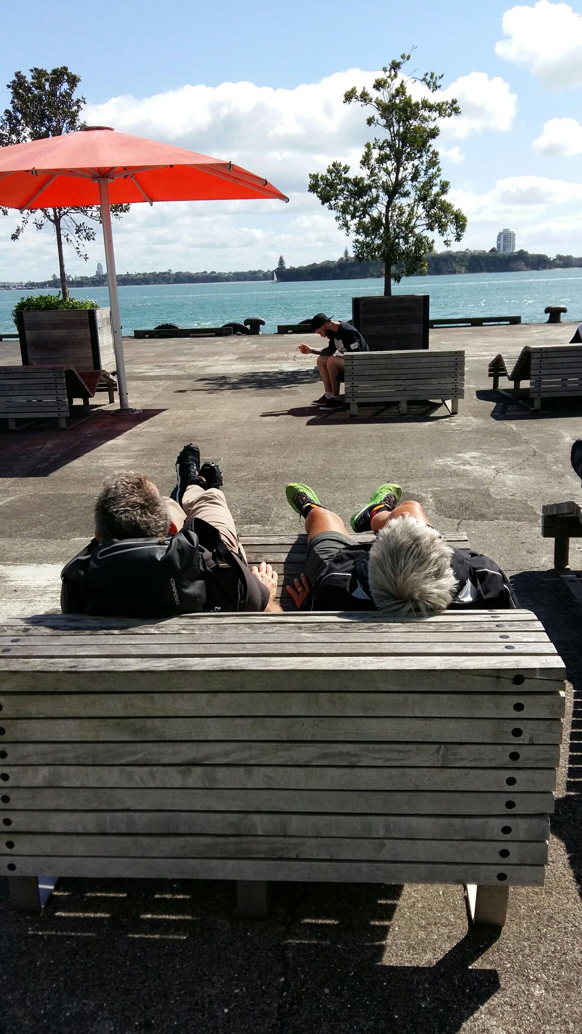 Une journée à Auckland…
