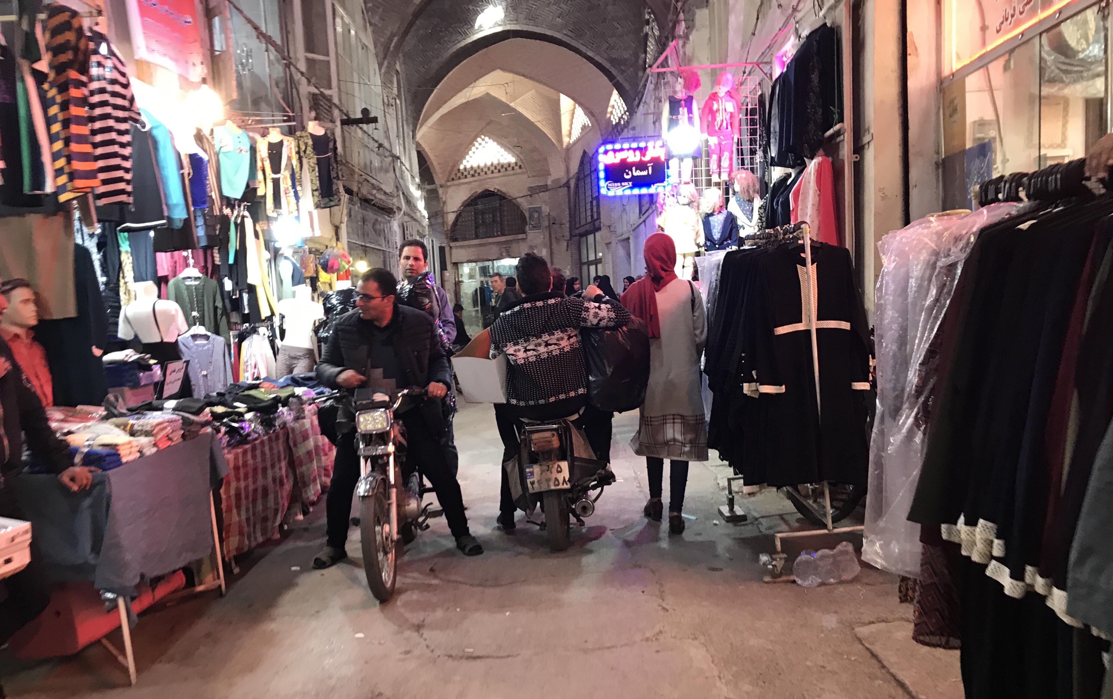 17/3/2018 en l'an 1397 en Iran.