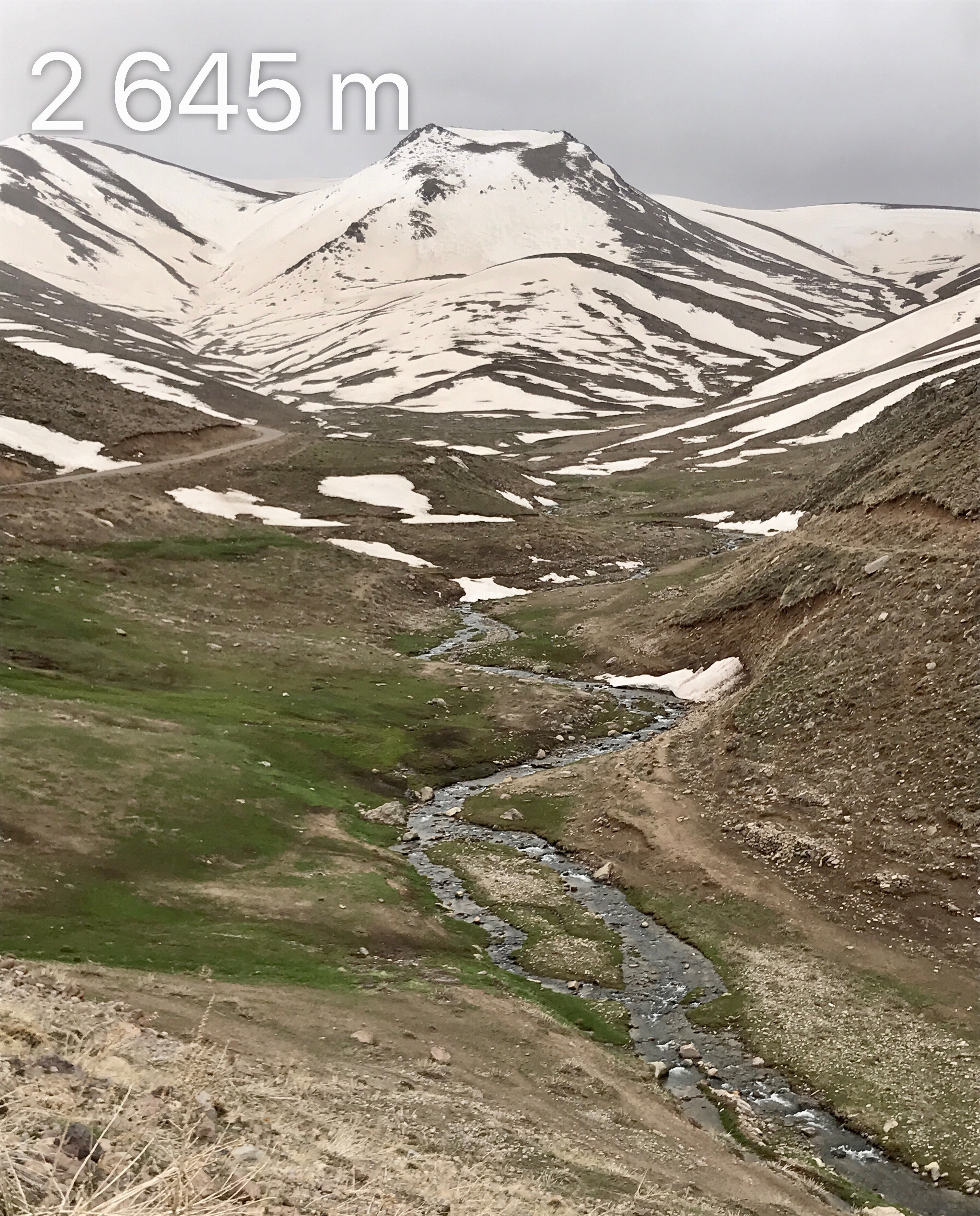 Kandovan village troglodyte à 60 km de Tabriz,