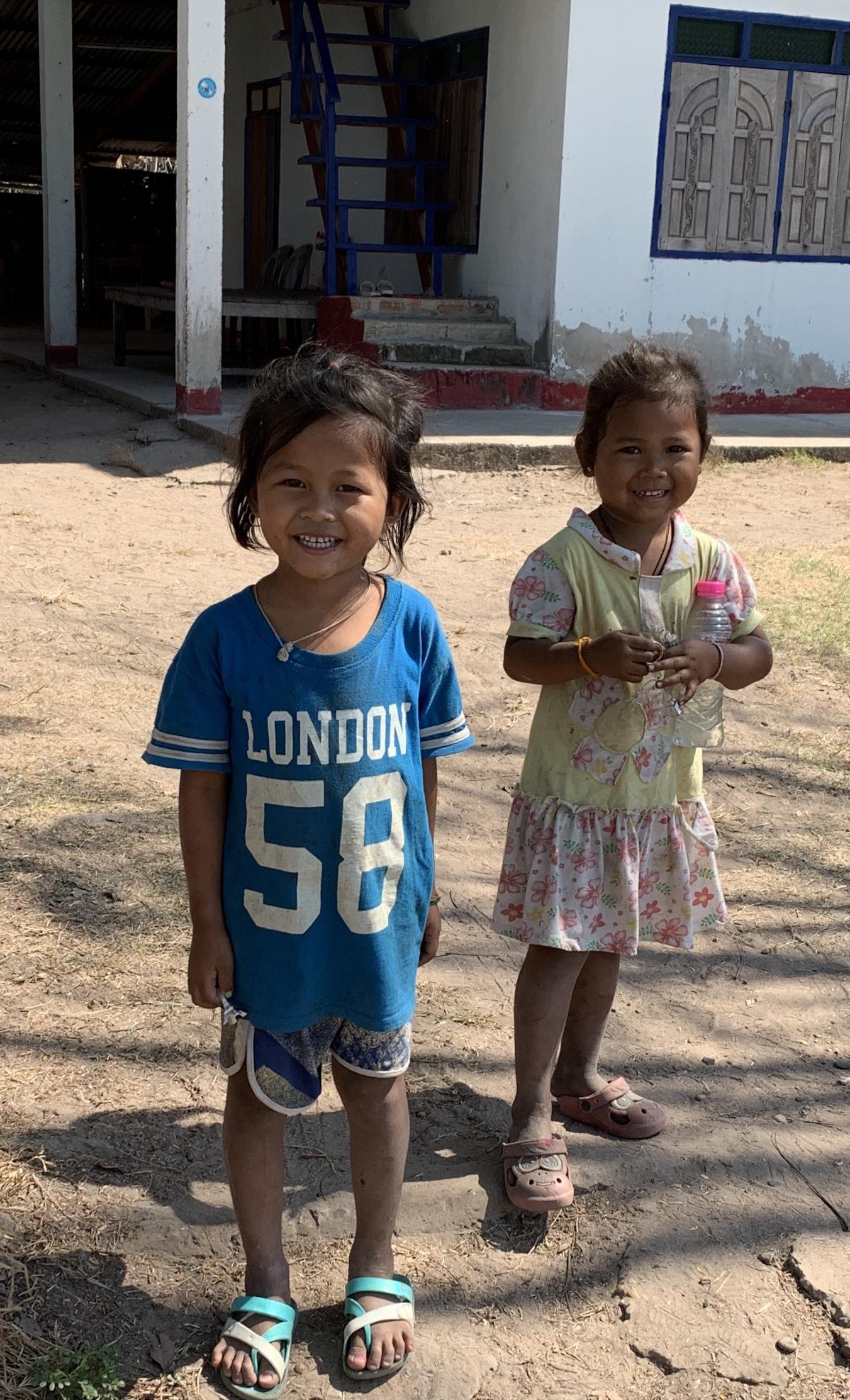 D'île en île en remontant le Mekong