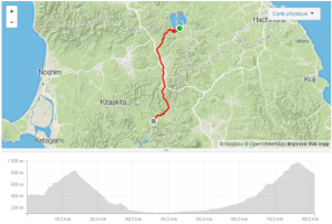Jour 15 – lac Towakado – Tamagawa Onsen